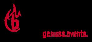 Logo brandstatt. genuss.events.